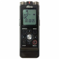 Диктофон 8GB RITMIX RR-850 Black