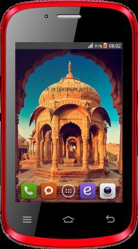 BQ Bombay 3503 Красный