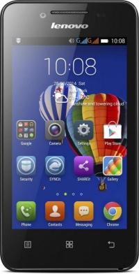 Смартфон LENOVO A319 DUAL SIM 3G BLACK