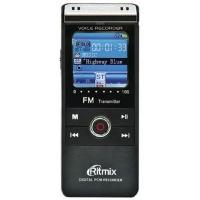 Диктофон 8GB RITMIX RR-960 Black