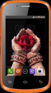 BQ Bombay 3503 Оранжевый