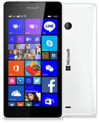 540 DS Lumia WHITE