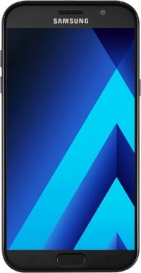 "Samsung Galaxy A7 2017 A720F 5.7"" 32Gb Black"