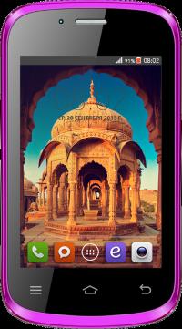 BQ Bombay 3503 Фиолетовый