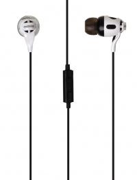 Мобильная стерео гарнитура SmartBuy® STALKER черн/бел