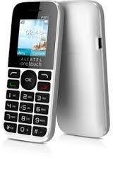 Alcatel OT 1013D (2SIM) (White)