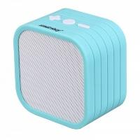 Портативная Bluetooth-колонка Smartbuy® TEDDY бел/голуб