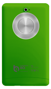 "Планшет BQ 7062G 3G Green (7"" 1024*600, 2x1.2GHz, 512+4Gb, Cover, Speak)"