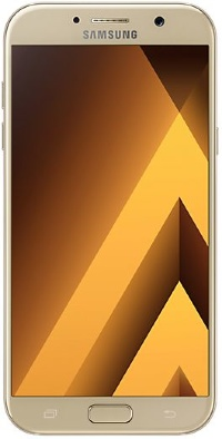 "Samsung Galaxy A7 2017 A720F 5.7"" 32Gb Gold"