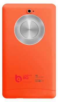 "Планшет BQ 7062G 3G Orange (7"" 1024*600, 2x1.2GHz, 512+4Gb, Cover, Speak)"