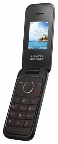 Alcatel OT 1035D (2SIM) (Dark Grey)