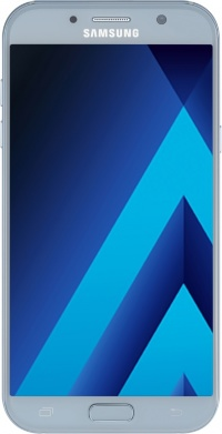 "Samsung Galaxy A7 2017 A720F 5.7"" 32Gb Blue"