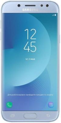 """Samsung Galaxy J5 2017 J530FM 5.2"""" 16Gb Blue"""