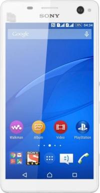 Sony E5333 Xperia C4 Dual White