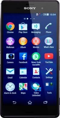 Sony D6603 Xperia Z3 Black