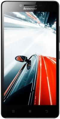 Смартфон LENOVO A6000 DUAL SIM 3G Black