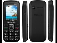 Alcatel OT 1042D (2 SIM) (Black)