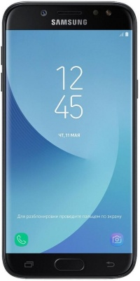 "Samsung Galaxy J7 2017 J730H 5.5"" 16Gb Black"