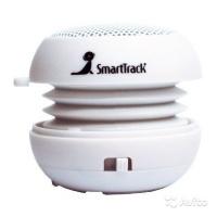 Портативная колонка SmartBuy® BUG белая встроенный аккумулятор резонатор