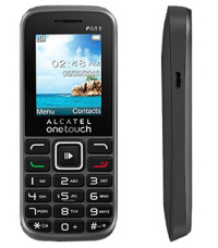 Alcatel OT 1042D (2 SIM) (Gun Grey)