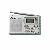 Радиоприемник RITMIX RPR-3021 серебристый