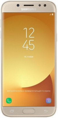 "Samsung Galaxy J7 2017 J730H 5.5"" 16Gb Gold"