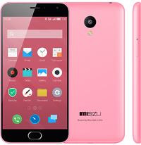 """Meizu M2 mini Duos LTE 16 Gb  5"""" HD Pink"""
