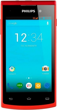 Philips S308 (Red)