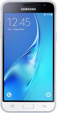 "SAMSUNG J320F Galaxy J3(2016) Duos 5"" LTE 8Gb White"