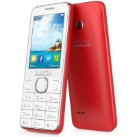 Alcatel OT 2007D (2SIM) (White/Red)