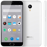 "Meizu M2 Note Duos LTE 16 Gb 5.5"" FHD White"