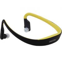 Мобильная стерео Bluetooth-гарнитура SmartBuy® SPORT PRO, MP3, FM, черн/желт